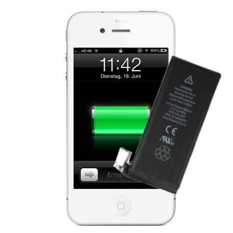 iPhone 4 Akku Austausch / Wechsel