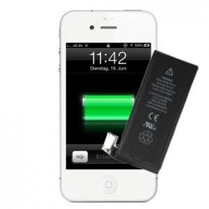 iPhone 4S Akku Austausch / Wechsel