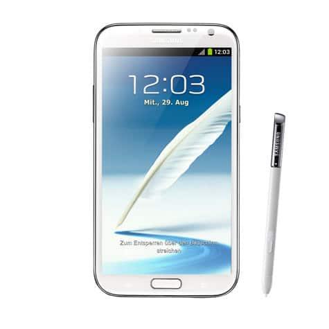 Samsung Galaxy Note 2 N7100 Reparatur