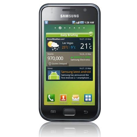 Samsung Galaxy S I9000 Display, Hörmuschel, Lautsprecher, Kameralinse Reparatur