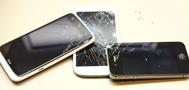 Touchscreen Reparatur