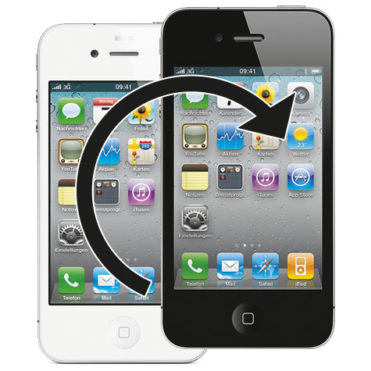 iPhone 4S Farbumbau