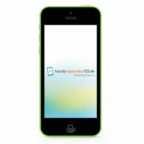 schnelle iphone 5c reparatur handyreparatur123. Black Bedroom Furniture Sets. Home Design Ideas