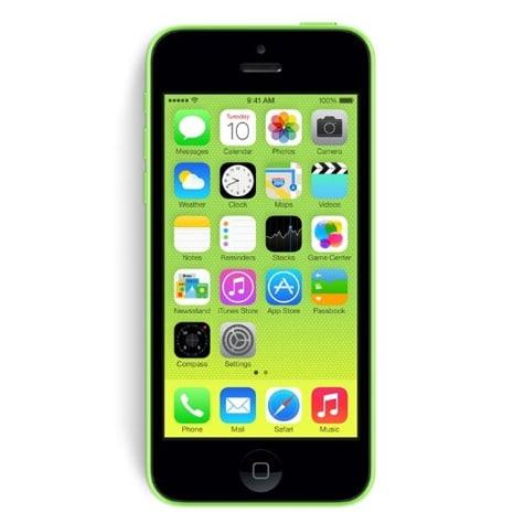 iPhone 5C Reparatur