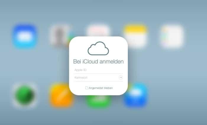 iCloud Anmeldung zur Deaktivierung der Aktivierungssperre