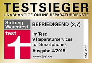handyreparatur123 - Testsieger unabhängige Online-Reparaturdienste