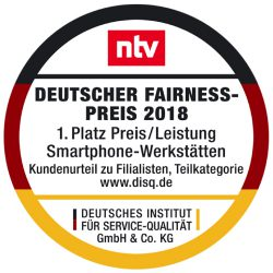 Fairness-Preis 2018