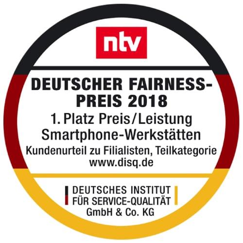 Deutscher Fairness-Preis 2018