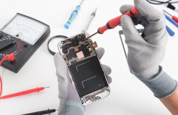Thüringer Reparaturbonus für Smartphones